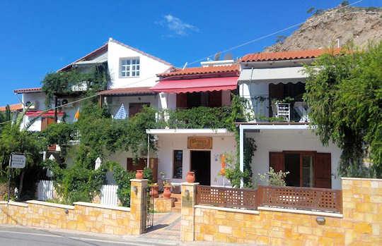 Galini Studios in Sougia, Crete
