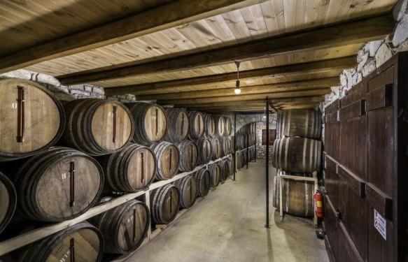 Georgiladakis Winery and Raki Distillery in Crete