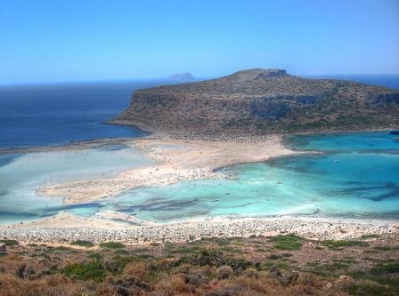 Gramvousa Islet and Balos Lagoon (image by Thinkscape)