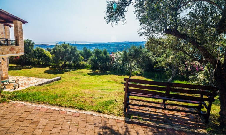 Harmony Villa, western Crete