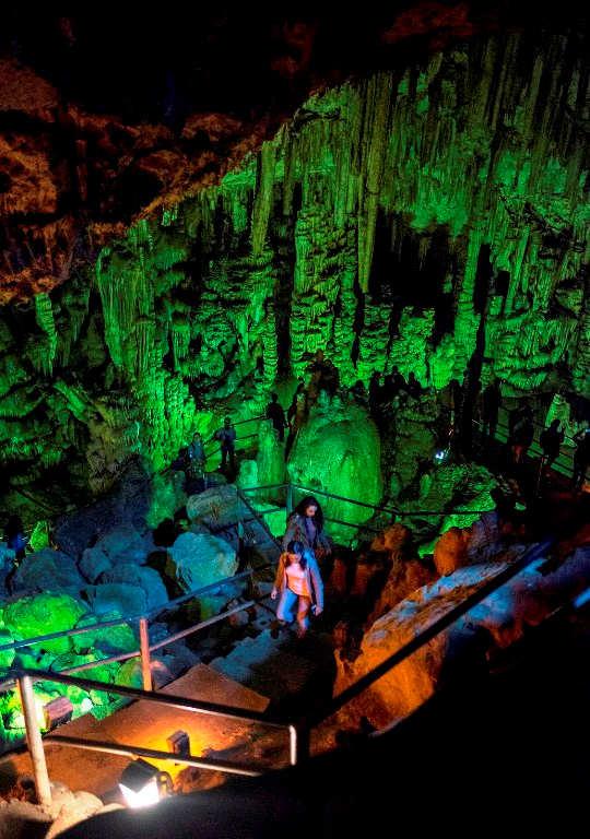 Ideion Andron - Zeus Cave - Crete