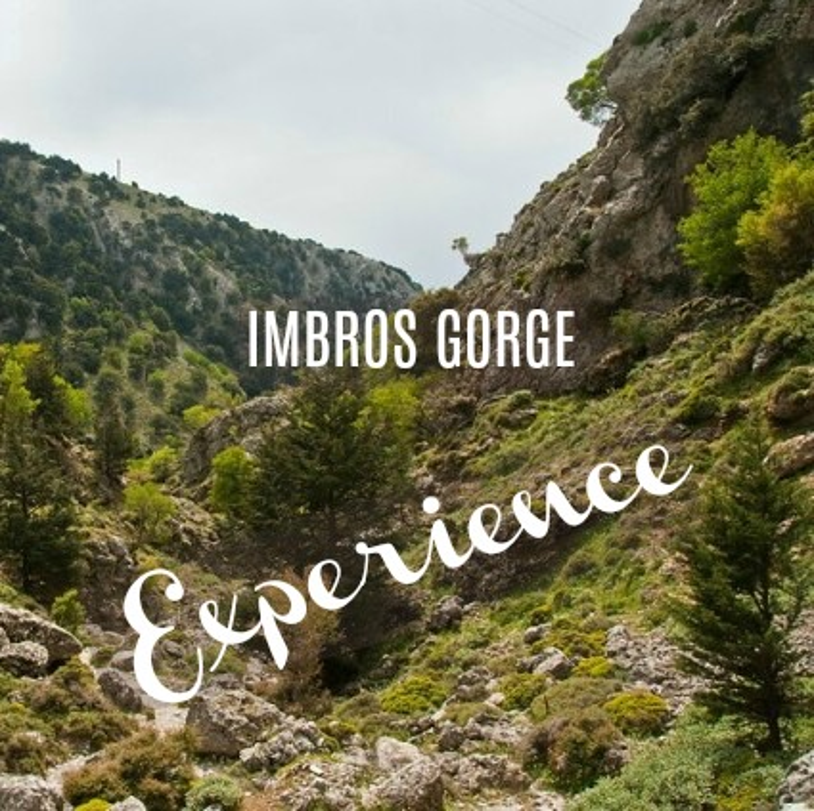 Imbros Gorge Experience, Crete