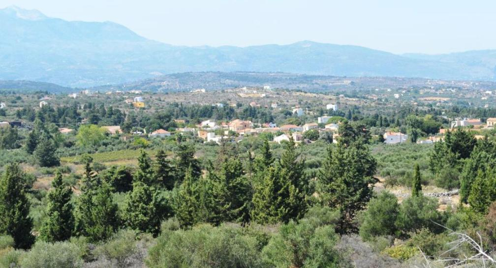 Xirosterni Village home of the Peroulakis Tsikoudia Distillery