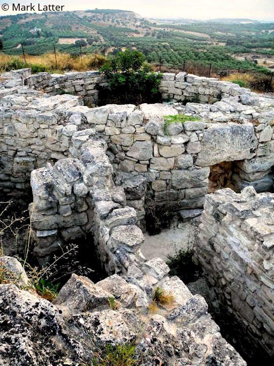 Kamilari Tholos Tomb