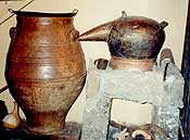 Tsikoudia is made by distillation