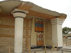 Knossos Palace (image by CT Snow)