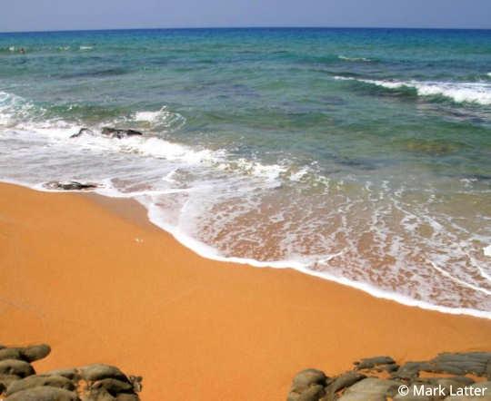 Kokkinos Amos - Red Beach