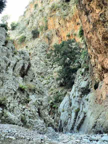 Kritsa Gorge, Crete