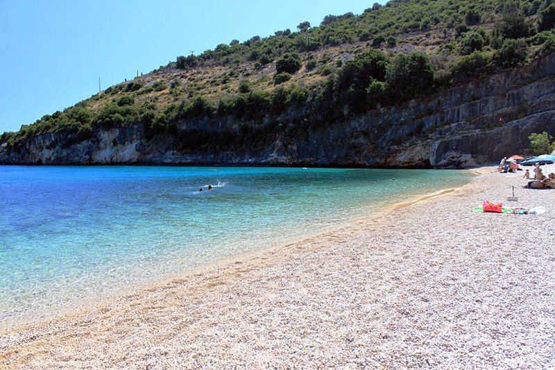 Makrigialos Beach is east of Ierapetra