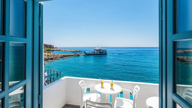 Livikon Hotel, Chora Sfakion Crete
