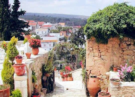 Margarites Village, Crete