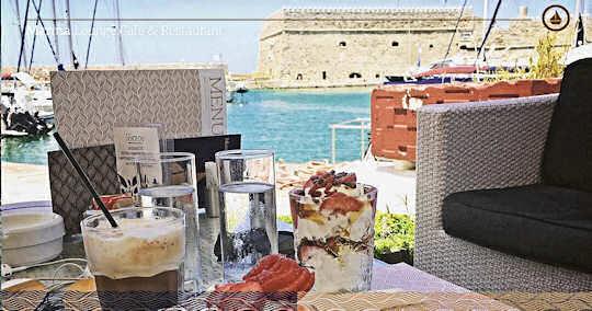 Marina Cafe Heraklion