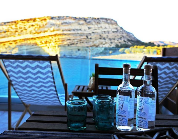 Matala Sea Caves Apartment - south Crete
