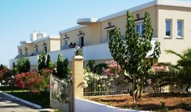 Mediterranean Studio Apartments are near the beach and the bus stop in Kissamos.