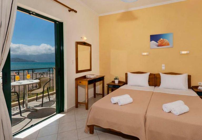 Mesogios Beach Hotel in Crete