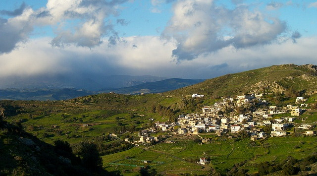 Villages of Crete, Miamou (image by Dinos)