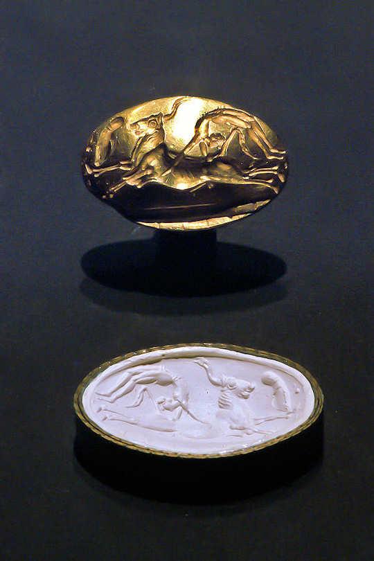 Minoan Seal Stone