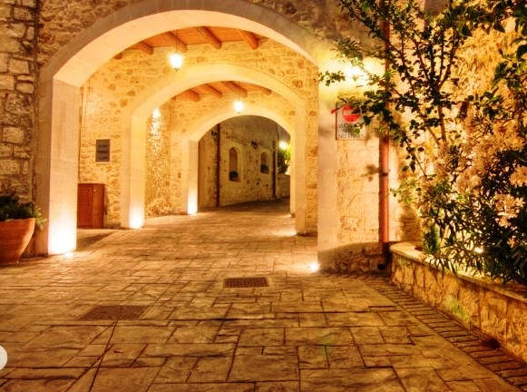 Myrtia - located close to Atsipopoulos Village and Rethymnon Town