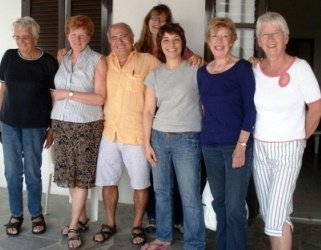 Learning together in Syros