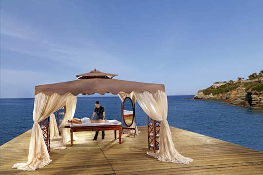Out of the Blue Resort - massage services