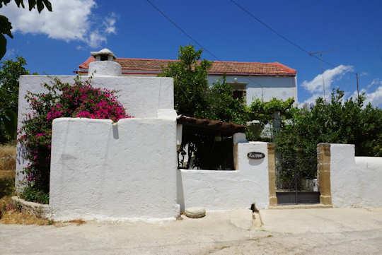 Patriko Country House in the traditional village of Vori, Crete