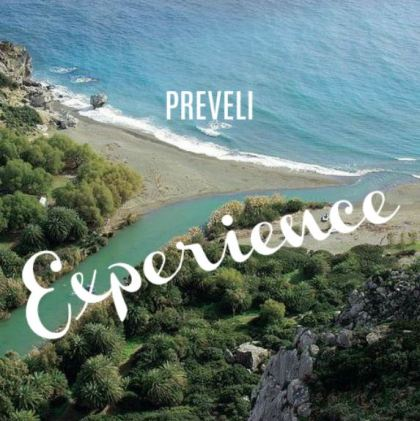 Preveli Beach and Palm Forest is like a secret hideaway on the south coast of Crete