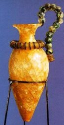 This rock crystal vase was found at Zakros