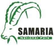 Samaria National Park Logo