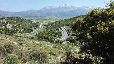 Seli Ambelou Pass by Nikate