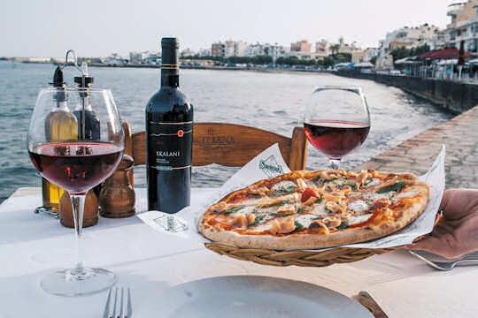 Sicilian Restaurant Ierapetra