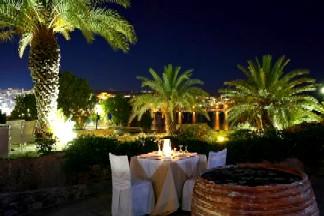 Sitia Spa Resort - exterior showing gardens