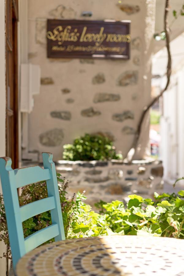 Sophia's Lovely Rooms in Chora Sfakion, Chania, Crete