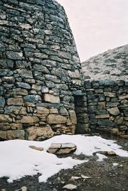 Mitata are built from local stones