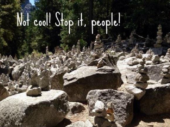 Stop Rock Stacks!
