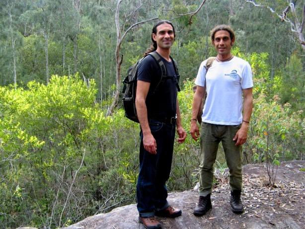 Toli and Taso - authors of We Love Crete