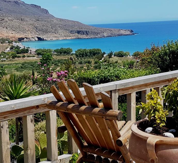 Terra Minoika Villas are beautiful creations of the Cretan earth