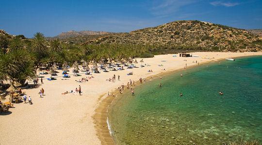Vai Beach - Crete (image by Tom Plesnik)
