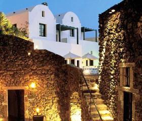 Vendema Resort is like a little village