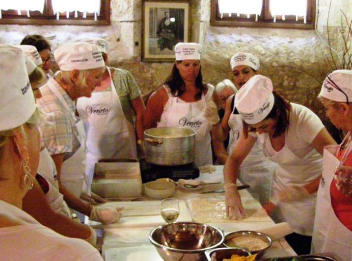 Veneto Restaurant in Rethymnon, Crete