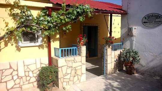 Vintage House in Vori village in central Crete