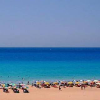 Beaches - this is Falasarna