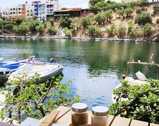 Enjoy Lake Voulismeni in Agios Nikolaos